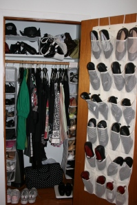 Shoes and Purse Closet